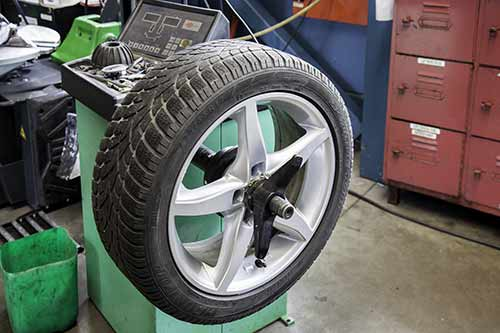 Cheap tyres balancing fitting Wellington Somerset